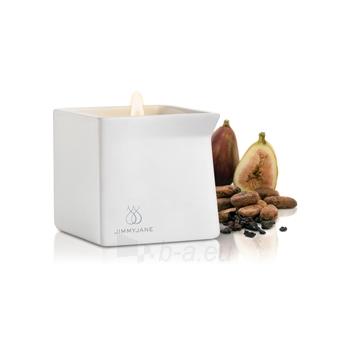 Masažo žvakė Jimmyjane - Afterglow Massage Candle (kakavos ir figų kvapo) Paveikslėlis 1 iš 1 310820026682