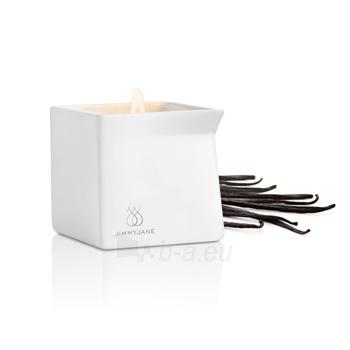 Masažo žvakė Jimmyjane - Afterglow Massage Candle (vanilės kvapo) Paveikslėlis 1 iš 1 310820026684