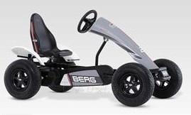 Mašinėlė GO-kartas Berg Race GTS BFR (iki 100kg) Paveikslėlis 5 iš 10 310820183438
