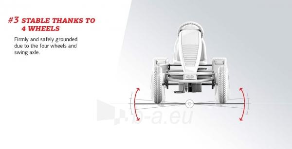 Mašinėlė GO-kartas Berg Race GTS BFR (iki 100kg) Paveikslėlis 2 iš 10 310820183438