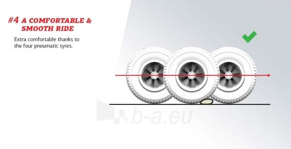 Mašinėlė GO-kartas Berg Race GTS BFR (iki 100kg) Paveikslėlis 10 iš 10 310820183438