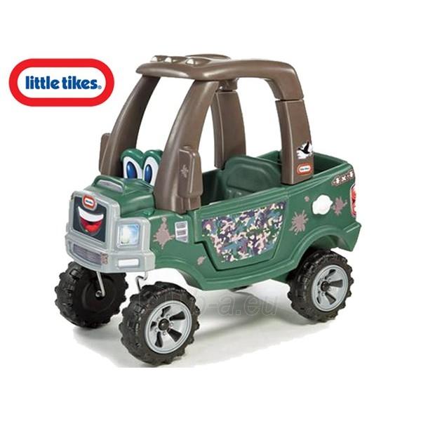 Mašinėlė paspirtukas | Cozy Truck Off Road Pick Up | Little tikes Paveikslėlis 1 iš 3 310820002321