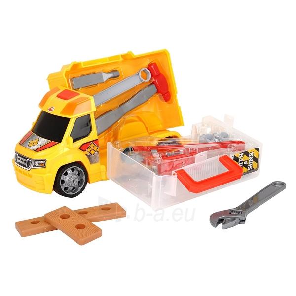 Mašinėlė su įrankiais Push&Play Paveikslėlis 2 iš 2 310820094113