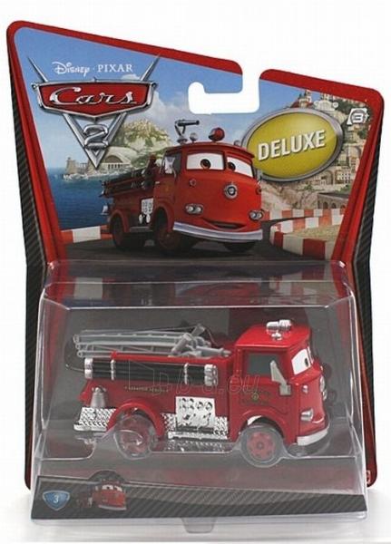 mašinytė Mattel V2846 Disney Cars RED Paveikslėlis 1 iš 1 250710800305