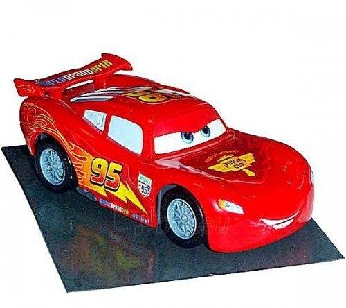 Mašinytė Mattel V2868 (V2867,V2863,V3615) Disney Cars LIGHTNING McQUEEN and FRANCESCO BERNOULLI CLIFFSIDE CHALLENGE Paveikslėlis 1 iš 1 250710800327