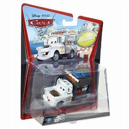 Mašinytė Mattel V2868 (V2867,V2863,V3615) Disney Cars LIGHTNING McQUEEN and FRANCESCO BERNOULLI CLIFFSIDE CHALLENGE Paveikslėlis 1 iš 1 250710800375