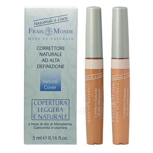 Maskuojamoji priemonė Frais Monde Make Up Naturale Corrector Natural Cover Cosmetic 5ml Nr. 3 Paveikslėlis 1 iš 1 310820012697