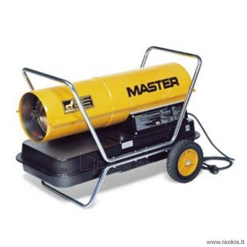 Master B 100 CED Dyzelinis šildytuvas Paveikslėlis 1 iš 1 310820054605