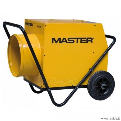 Master B 18 EPR nešiojamas elektrinis šildytuvas Paveikslėlis 1 iš 1 310820054617