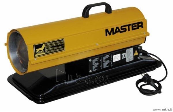Master B 35 CEL DIY nešiojamas dyzelinis oro šildytuvas Paveikslėlis 1 iš 1 310820054541