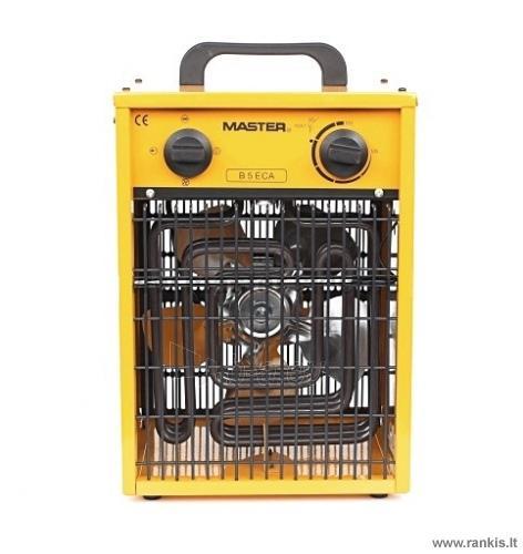 Master B 5 ECA DIY elektrinis šildytuvas Paveikslėlis 1 iš 1 310820054685