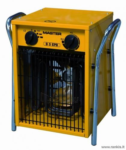 MASTER B 5 EPB (400V) elektrinis šildytuvas Paveikslėlis 1 iš 1 310820054612