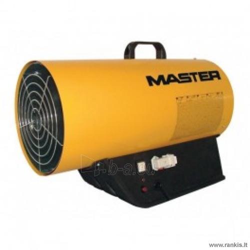 MASTER BLP 11 M DIY dujinis šildytuvas Paveikslėlis 1 iš 1 310820054692