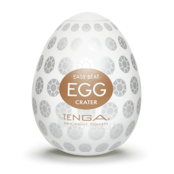 Masturbatorius Tenga - Egg Crater Paveikslėlis 1 iš 2 310820039882