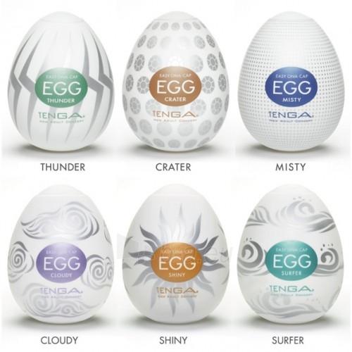 Masturbatorius Tenga - Egg Surfer Paveikslėlis 1 iš 2 310820039885