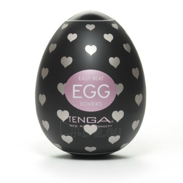 Masturbatorius Tenga egg Meilužiai Paveikslėlis 1 iš 2 310820006092