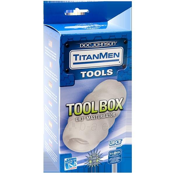 Masturbatorius TitanMen įrankis Paveikslėlis 1 iš 4 310820006075