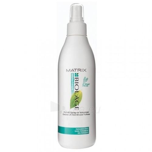 Matrix Biolage Full Lift Spray-In Volumizer Cosmetic 250ml Paveikslėlis 1 iš 1 250832400163