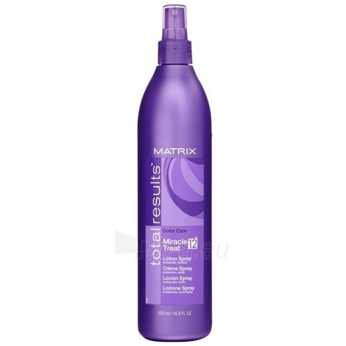 Matrix Total Results Color Care Miracle Treat 12 Spray Cosmetic 500ml Paveikslėlis 1 iš 1 250832400240