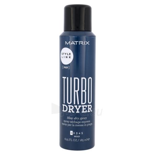 Matrix Turbo Dryer Blow Dry Spray Cosmetic 185ml Paveikslėlis 1 iš 1 250832500635