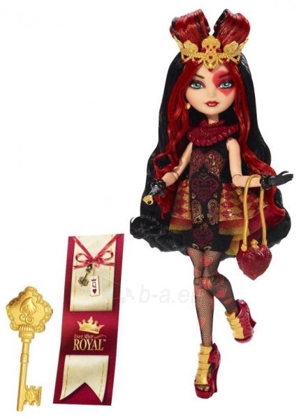 Mattel Ever After High lėlė LIZZIE HEARTS BJG98 / BBD51 Paveikslėlis 1 iš 4 310820049234