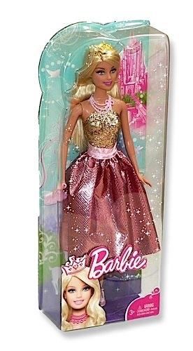 Mattel T7591 (R6390) Barbie princesė Paveikslėlis 1 iš 1 250710900418