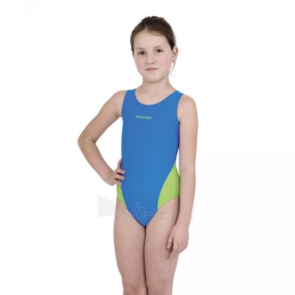 Maudymosi kostiumėlis Spokey MUNA JR Blue Paveikslėlis 4 iš 5 310820004705