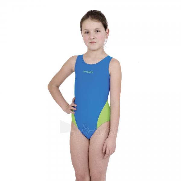 Maudymosi kostiumėlis Spokey MUNA JR Blue Paveikslėlis 5 iš 5 310820004705