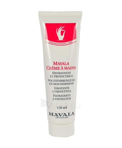 Mavala Massage Cream For Hands Cosmetic 120ml Paveikslėlis 1 iš 1 250850400194