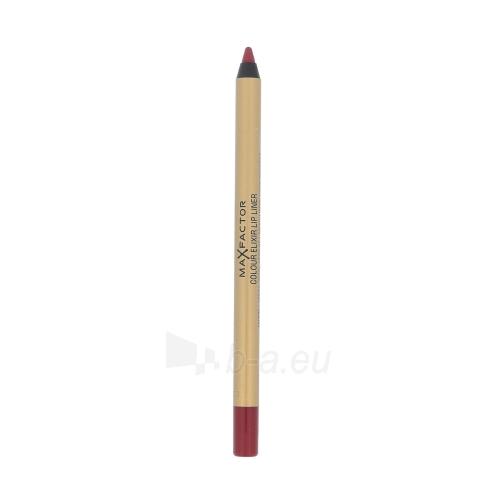 Max Factor Colour Elixir Lip Liner Cosmetic 5g 12 Red Blush Paveikslėlis 1 iš 1 250872300104