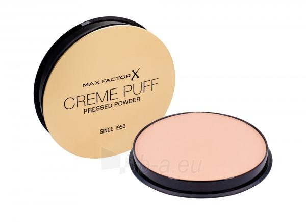 Max Factor Creme Puff Pressed Powder 21g Nr.42 Paveikslėlis 2 iš 2 250873300405