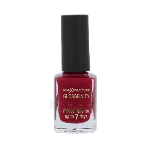 Max Factor Glossfinity Nail Polish Cosmetic 11ml 155 Burgundy Crush Paveikslėlis 1 iš 1 250874001028