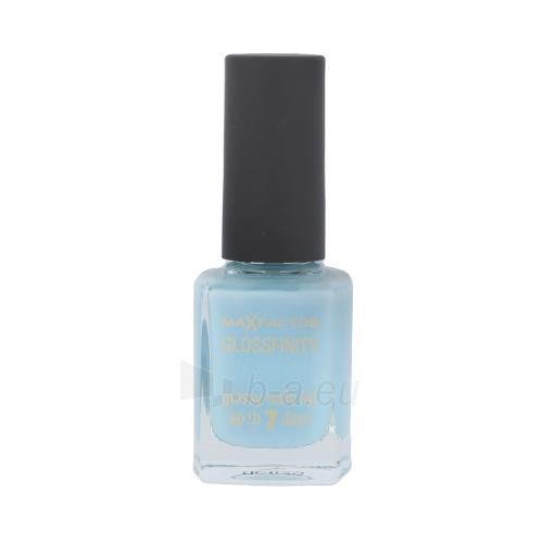Max Factor Glossfinity Nail Polish Cosmetic 11ml 27 Celestial Blue Paveikslėlis 1 iš 1 250874000965