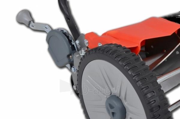 Mechaninė, stumiama žoliapjovė HECHT 514 Paveikslėlis 5 iš 5 268901000601