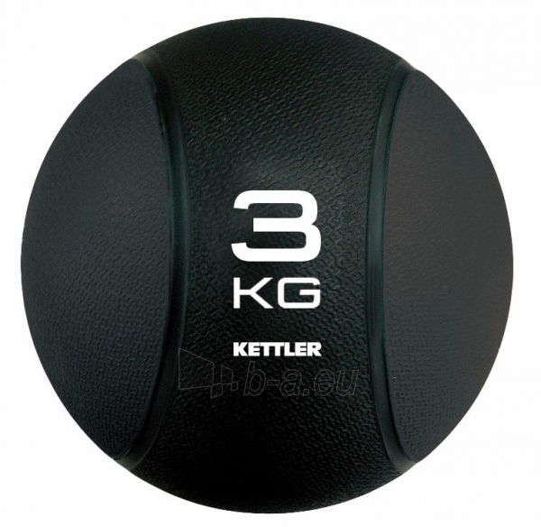 Medicininis kamuolys Kettler 3kg Paveikslėlis 1 iš 1 310820027597