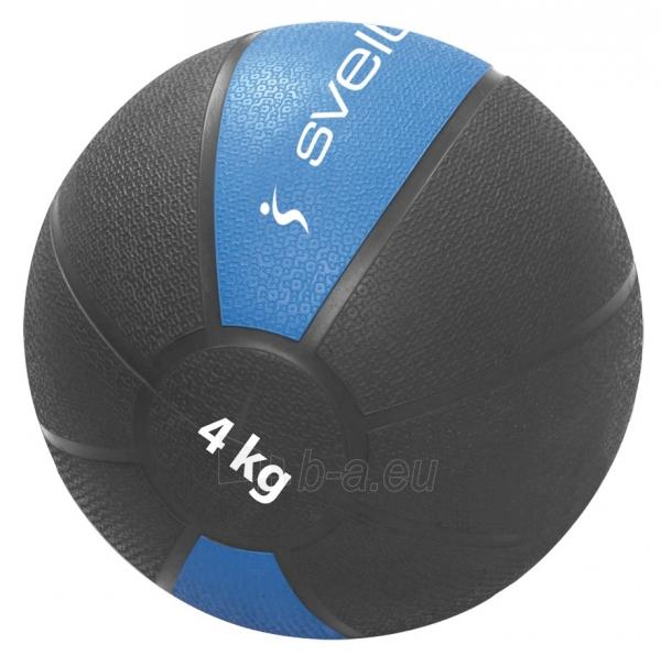 Medicininis kamuolys Sveltus 4kg Paveikslėlis 1 iš 1 310820027590