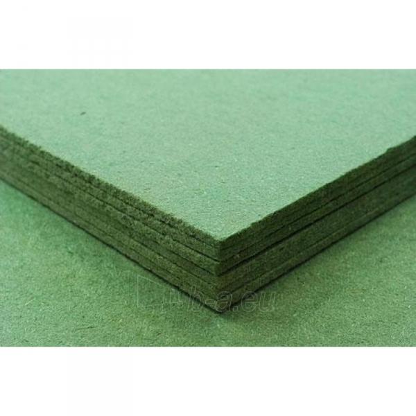 Medienos plaušo ploktštė - paklotas grindims Konstruktor 7 mm Paveikslėlis 1 iš 1 310820036585