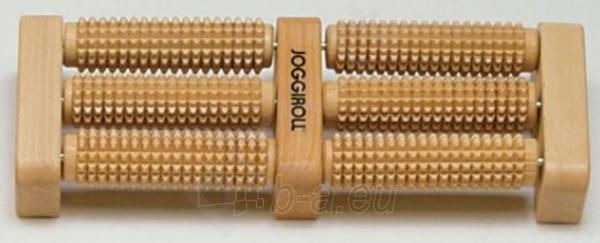 Medinis pėdų masažuoklis Joggiroll Paveikslėlis 1 iš 1 310820217785