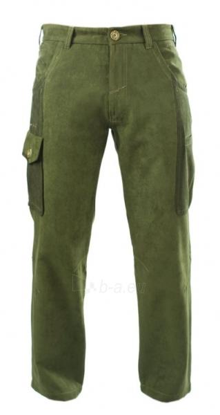 Medžioklinės klenės Graff oliwkowe - khaki 715-2 Paveikslėlis 1 iš 1 251510400126