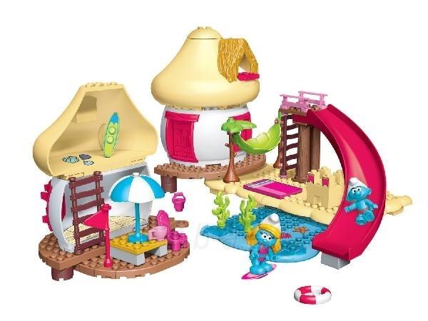 Mega Bloks 10755 Smurfs Beach Paveikslėlis 1 iš 2 250710600097