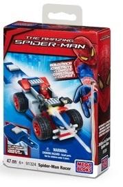 MEGA BLOKS 91324 Spider-man Racer Paveikslėlis 2 iš 2 250710600040
