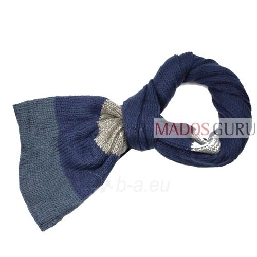 Knitted scarf MSL488 Paveikslėlis 1 iš 1 30063100407