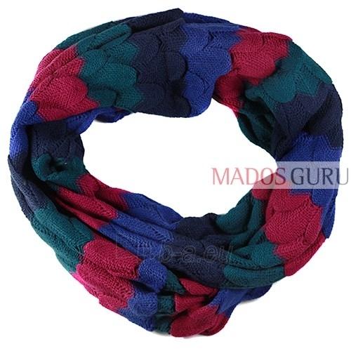 Knitted scarf MSL850 Paveikslėlis 1 iš 3 30063100734