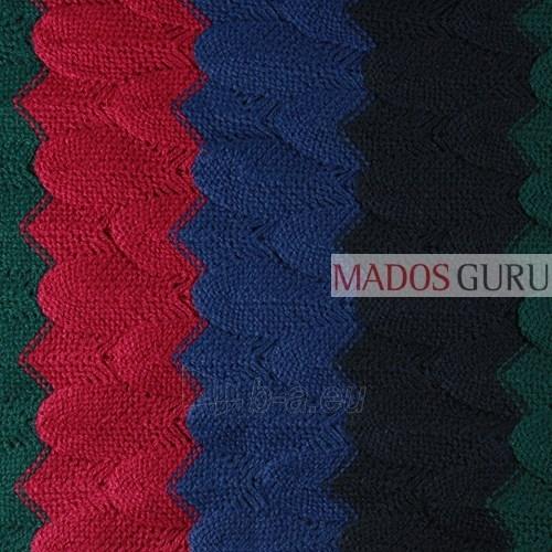 Knitted scarf MSL850 Paveikslėlis 3 iš 3 30063100734