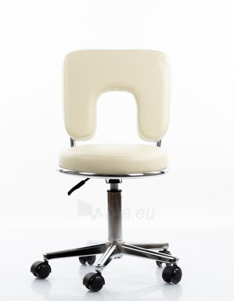 Meistro kėdė RESTPRO® Round 4 beige Paveikslėlis 1 iš 7 310820218613
