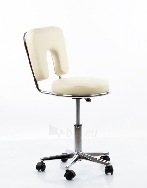 Meistro kėdė RESTPRO® Round 4 beige Paveikslėlis 3 iš 7 310820218613
