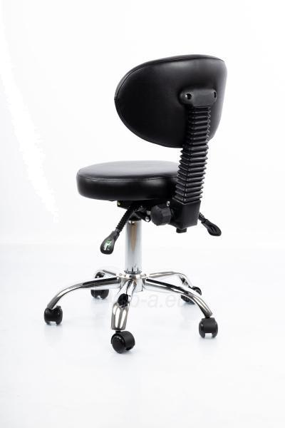 Meistro kėdė Restpro® Round 5 black Paveikslėlis 5 iš 5 310820219765