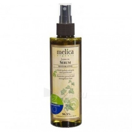 Melica Non-washable hair serum with herbal extracts and panthenol 200 ml Paveikslėlis 1 iš 1 310820104194