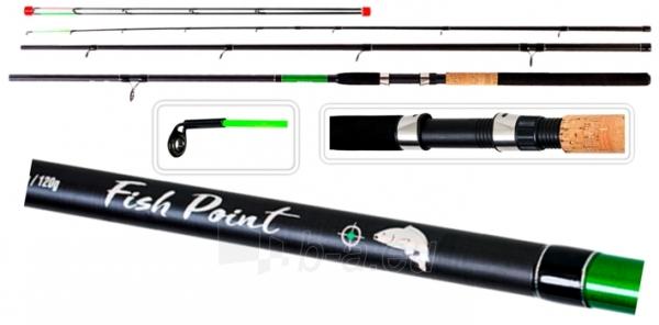 Meškerė AKARA FISH POINT TX-20 L17033 40-80-120G Paveikslėlis 1 iš 1 310820199038