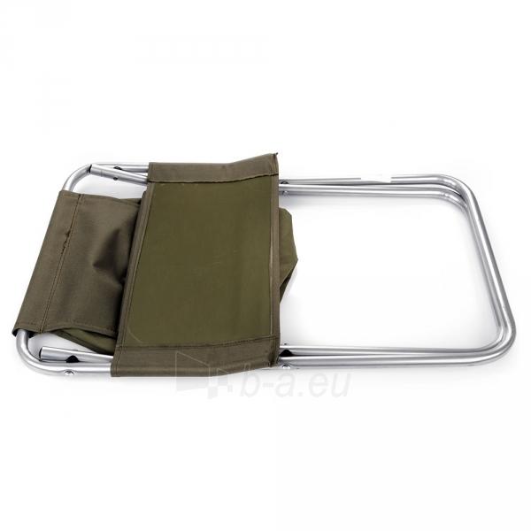 Metalinė sulankstoma kėdė su krepšiu Paveikslėlis 1 iš 5 310820091313